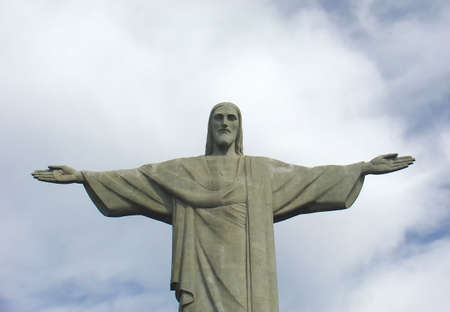 Christ statue in Corcovado