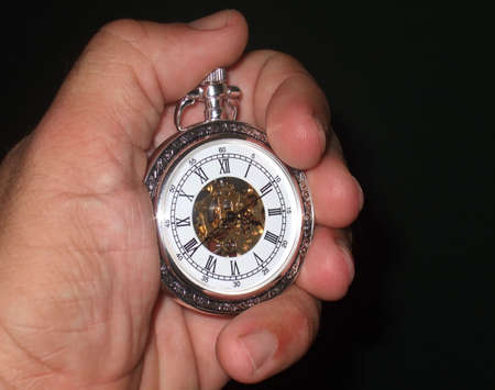 timekeeper: holding the time