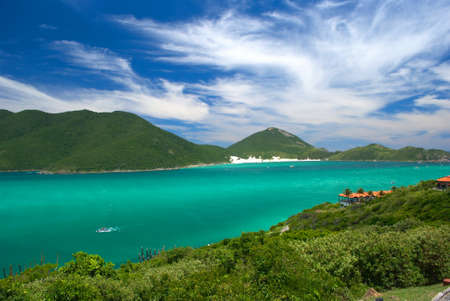 Crystalline clear waters in Arraial do Cabo, Rio de Janeiro, Brazil Stock Photo - 9139222