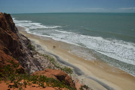 crystalline: Crystalline sea beach in Natal,Brazil