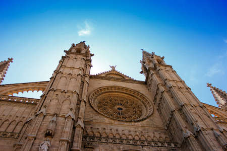 Cathedral of Palma Stock Photo - 14662370