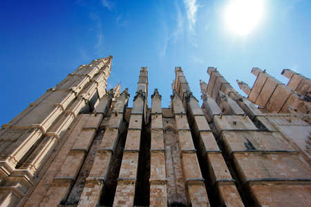 Cathedral of Palma Stock Photo - 14662372