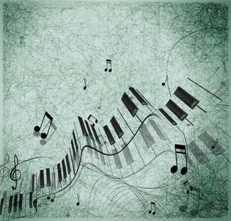 Music background Stock Vector - 12152472