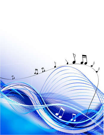 Music background Stock Vector - 12152441