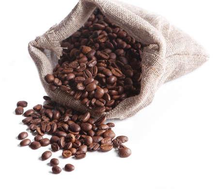 コーヒーの背景 写真素材