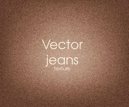 Vector jeans texture  Illustration