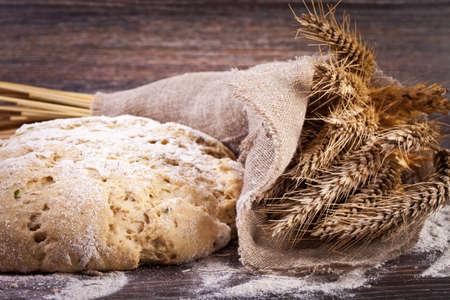 dough: Masa Foto de archivo