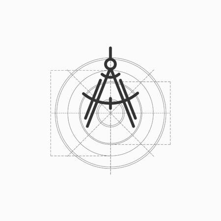 Grey Compass Design