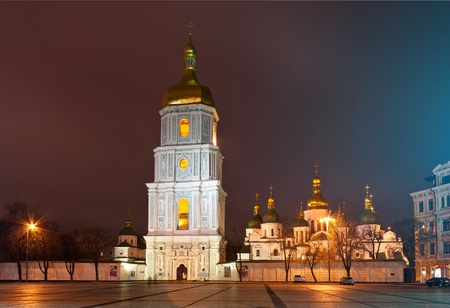 St. Sophia Cathedral in Kyiv, Ukraine