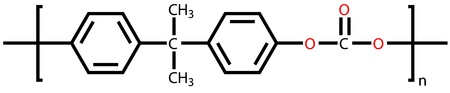 methyl: Polycarbonate structural formula