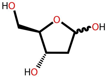 deoxyribose: Deoxyribose, a precursor to DNA