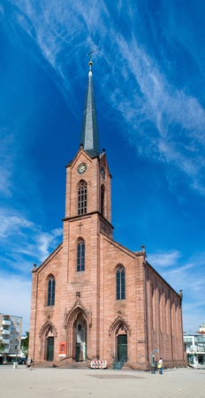 Church of Peace in Kehl, Germany Stock Photo - 15096661