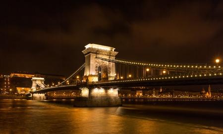 szechenyi: Szechenyi Chain Bridge - Budapest, Hungr�a