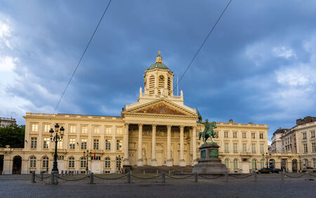 royale: Place Royale - City of Brussels