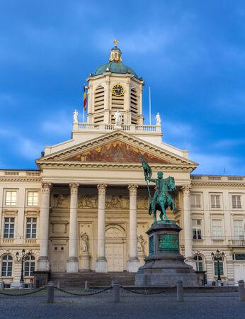royale: Place Royale - Ciudad de Bruselas, B�lgica