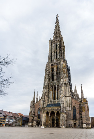 View of Ulm Minster - Germany, Baden-Wurttemberg photo