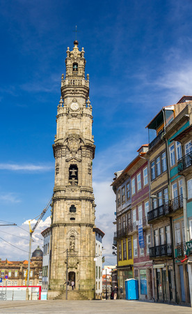 Clerigos tower in Porto - Portugal photo
