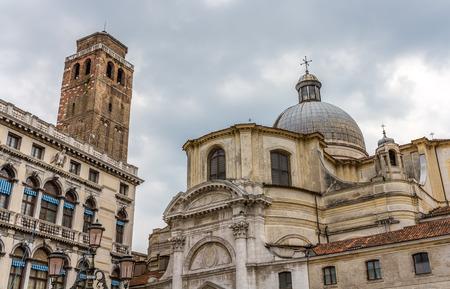 Church San Geremia and Palazzo Labia in Venice photo
