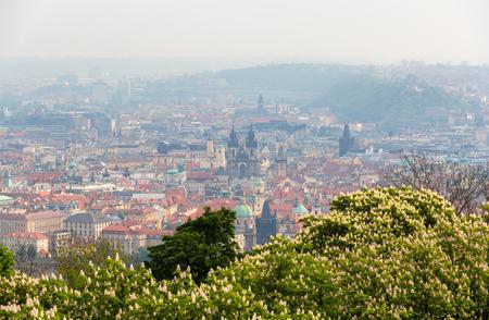 View of Prague Old Town (Stare Mesto) - Czech Republic Reklamní fotografie