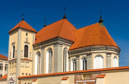 kaunas: Church of Holy Trinity in Kaunas, Lithuania