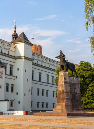 ゲディミナス、リトアニア大公国...