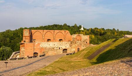 remains: Remains of Vilnius castle, Lithuania