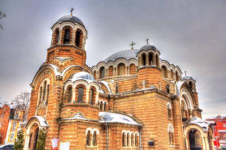 sveti: Sveti Sedmochislenitsi Church in Sofia - Bulgaria