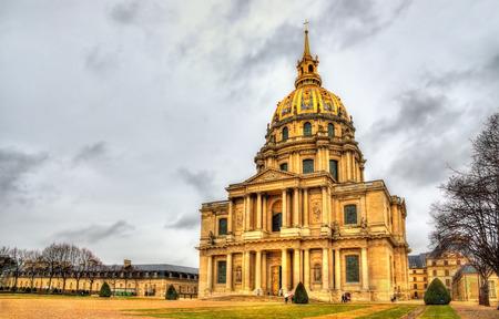 invalides: Eglise du Dome at Les Invalides - Paris