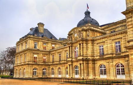palais: Palais du Luxembourg - Senate of France - Paris