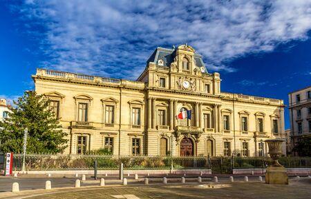 resistence: Prefecture de lHerault in Montpellier, France Editorial