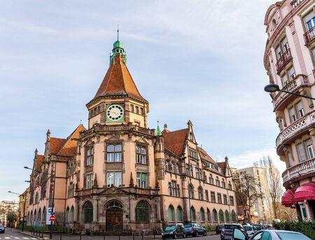 alsace: District Court of Mulhouse - Alsace, France