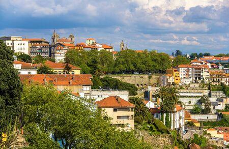cristal: View of Porto from Jardins do Palacio de Cristal