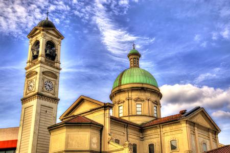 Church of San Vitale in Chiasso - Switzerland