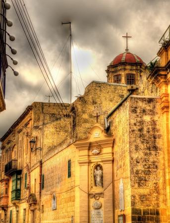 st  joseph: St. Joseph Church in Rabat - Malta