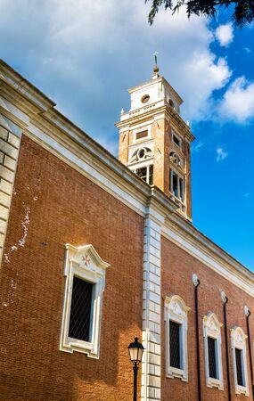 dei: Santo Stefano dei Cavalieri church in Pisa - Italy Stock Photo