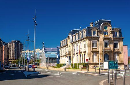belfort: Chambre de Commerce et dIndustrie of Belfort - France