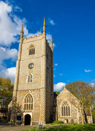 minster: Minster Church of St Mary the Virgin in Reading, England