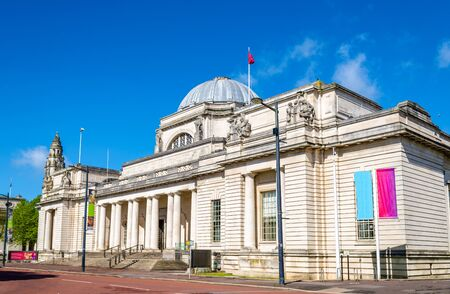art museum: National Museum of Wales in Cardiff, Great Britain