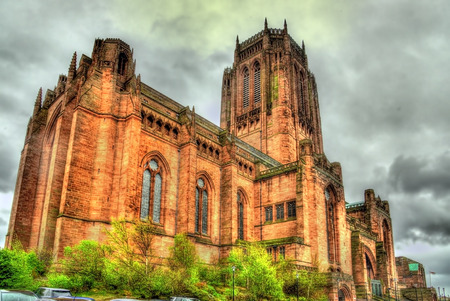Cathedral Church of the Risen Christ, Liverpool - England