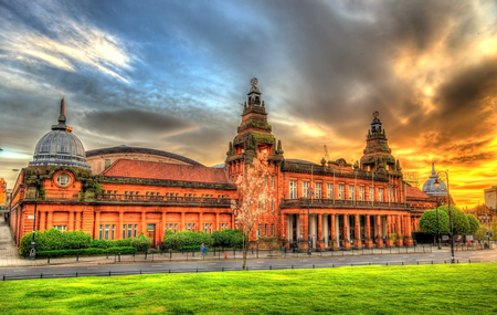 sports venue: The Kelvin Hall, a mixed-use arts and sports venue in Glasgow, Scotland