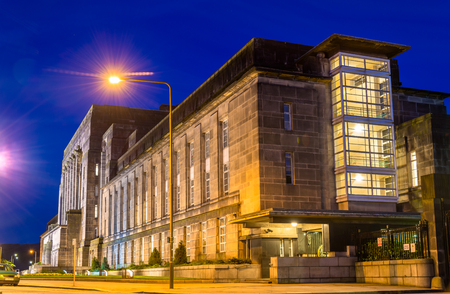 andrews: St Andrews House, a building of the Scottish Government in Edinburgh Editorial