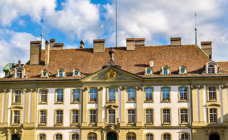 desarrollo económico: Berna Agencia de Desarrollo Económico, un edificio histórico - Suiza
