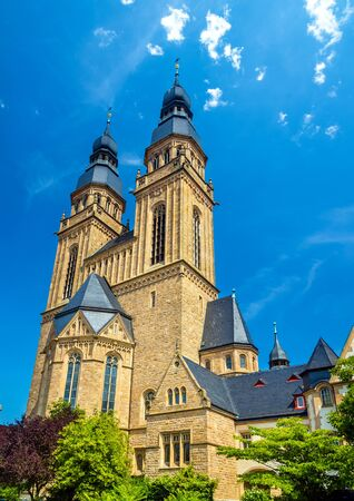 st  joseph: The St. Joseph Church in Speyer, Germany