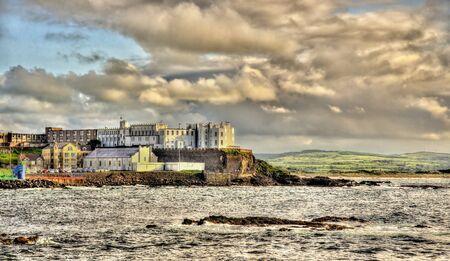 irish history: Dominican College in Portstewart - County Londonderry, Northern Ireland
