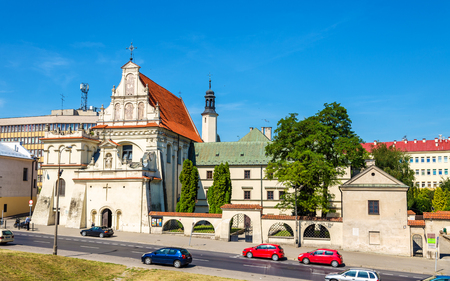 lublin: Discalced Carmelites monastery in Lublin - Poland
