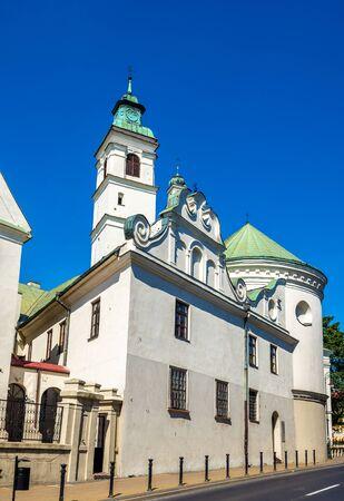 apostle: Church of Paul the Apostle in Lublin - Poland