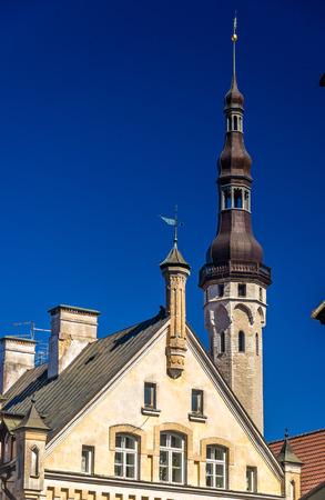 estonia: Details of Tallinn architecture - Estonia