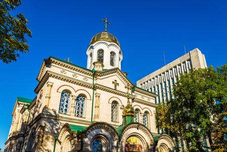 savior: Transfiguration of the Savior, a cathedral in Chisinau - Moldova