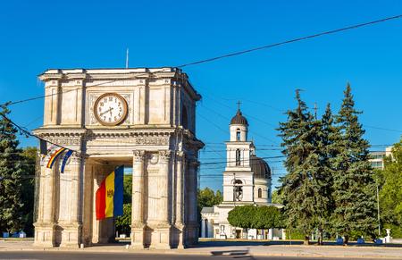 キシナウ - モルドバで凱旋