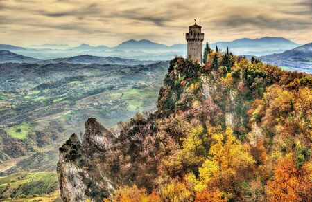3rd ancient: The Montale, the Third Tower of San Marino Editorial